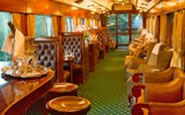 Rovos Rail Luxury Train