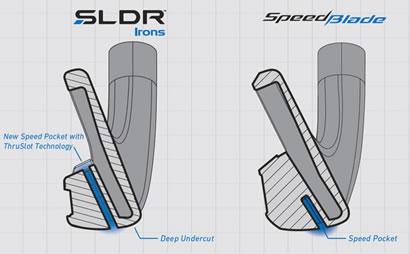 SLDR irons