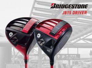 Bridgestone J815 Driver