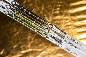 Veylix Alpina 673 Wildeye Hybrid shafts