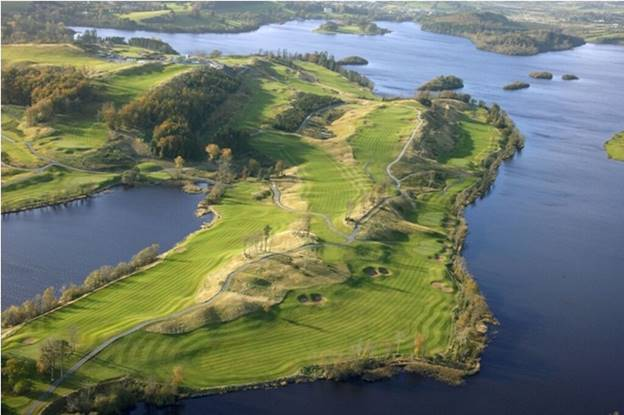Image result for concra wood golf course photos